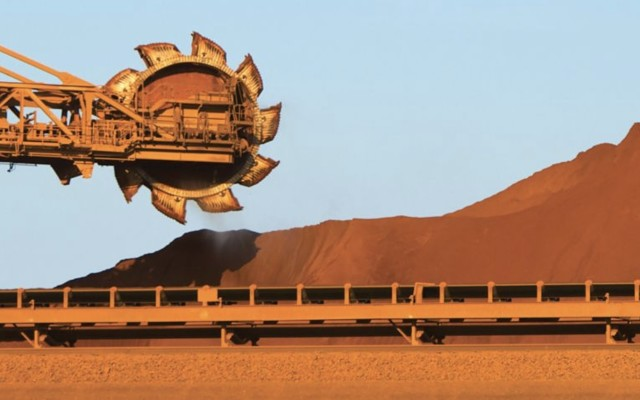 Global Iron Ore & Steel Forecast Conference Perth