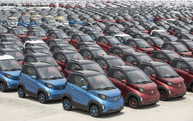 Lithium miners rally ASX Chinese electric vehicle subsidy EV