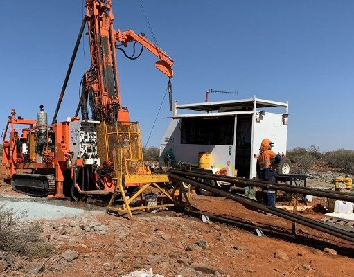 Liontown Resources lithium drilling Kathleen Valley ASX LTR